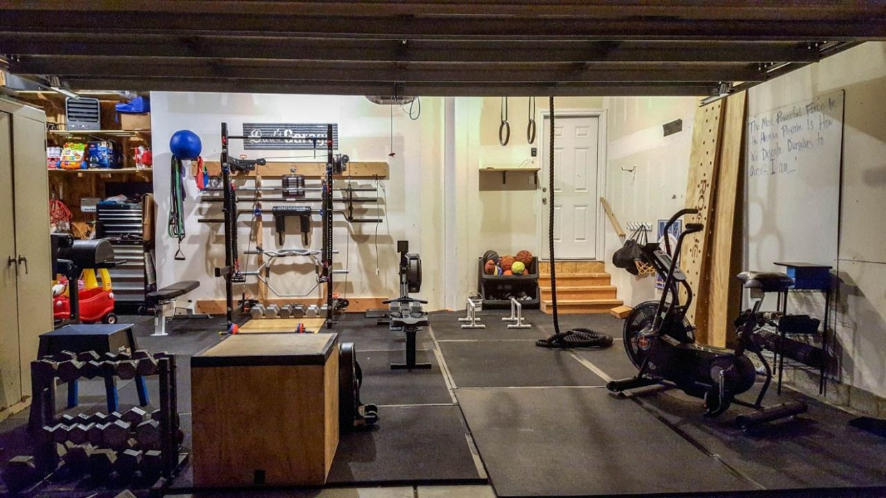 How to Build a Home Gym on the Cheap | The Art of Manliness