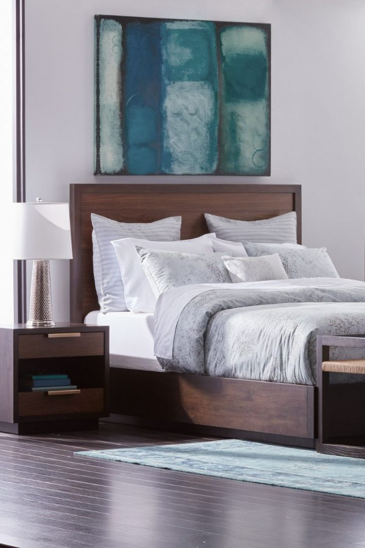 How to Fit Queen beds in Small Spaces- Overstock.com