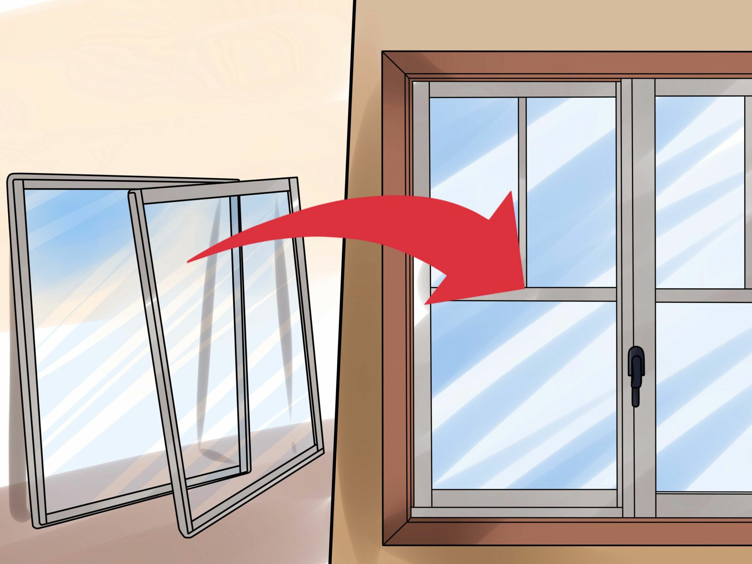 How to Insulate Windows: 9 Steps (with Pictures) - wikiHow