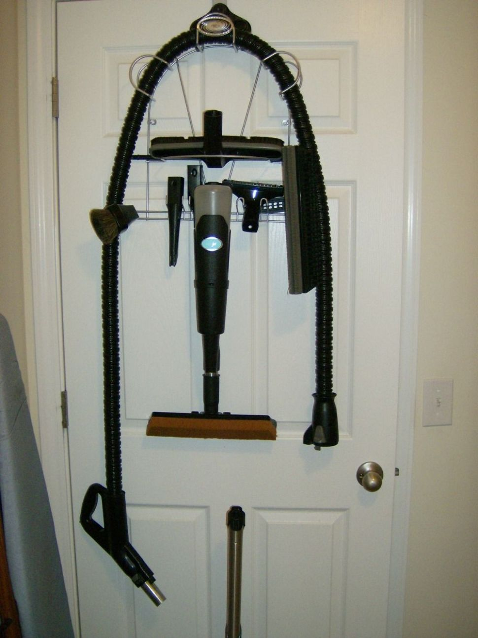 how to store vacuum cleaner attachments - Google Search (With ..