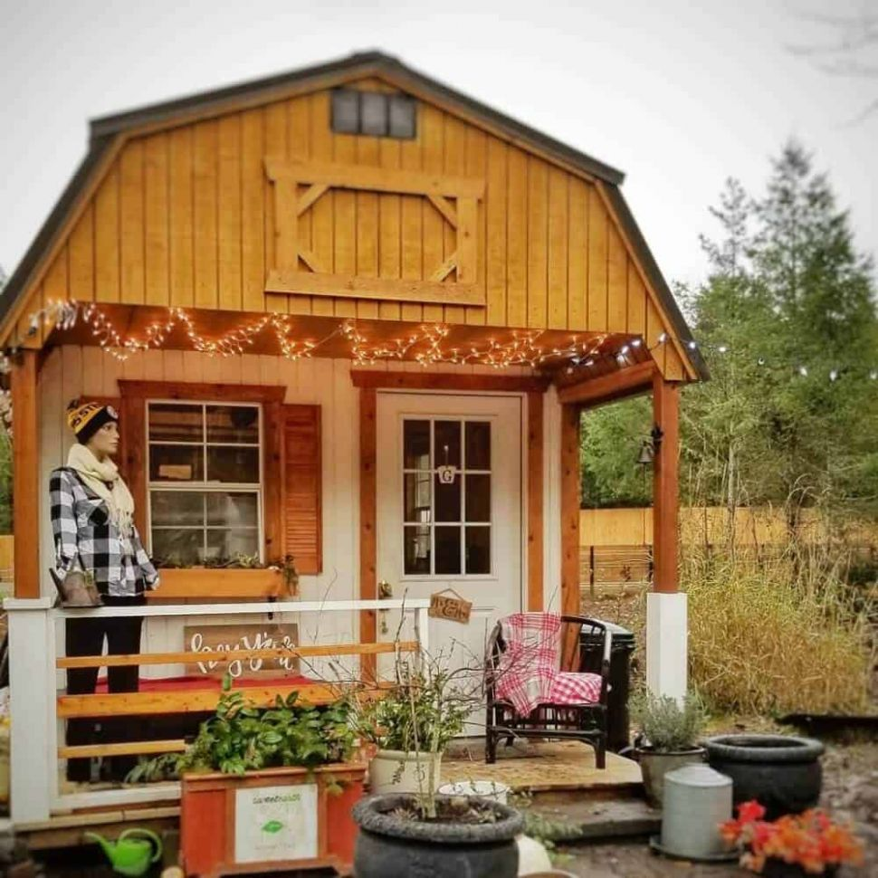 How to turn a shed into a tiny house - The Wayward Home