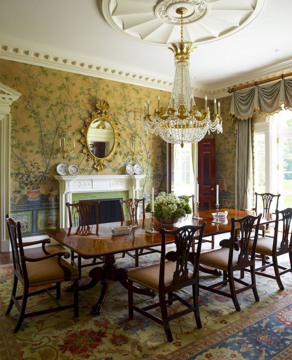 Idea by My Info on mansions | Dining room victorian, Victorian ..
