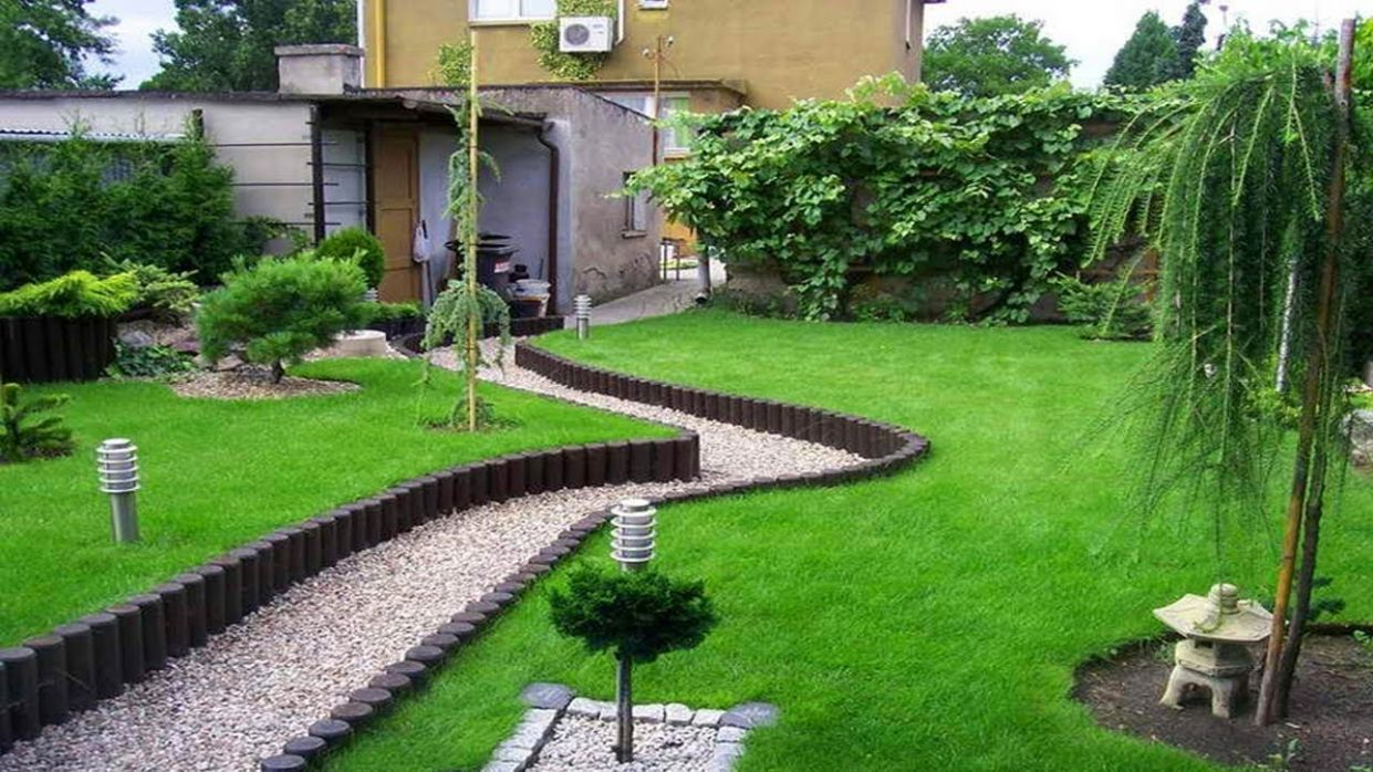 Ideas For Affordable Garden Design | Home Design Ideas