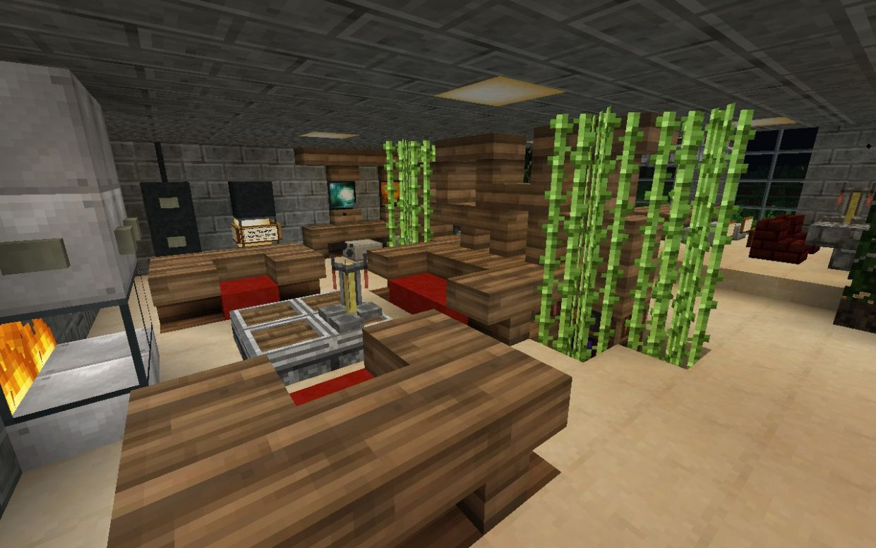 Ideas For Rooms In A Minecraft Mansion. minecraft mansion room ..