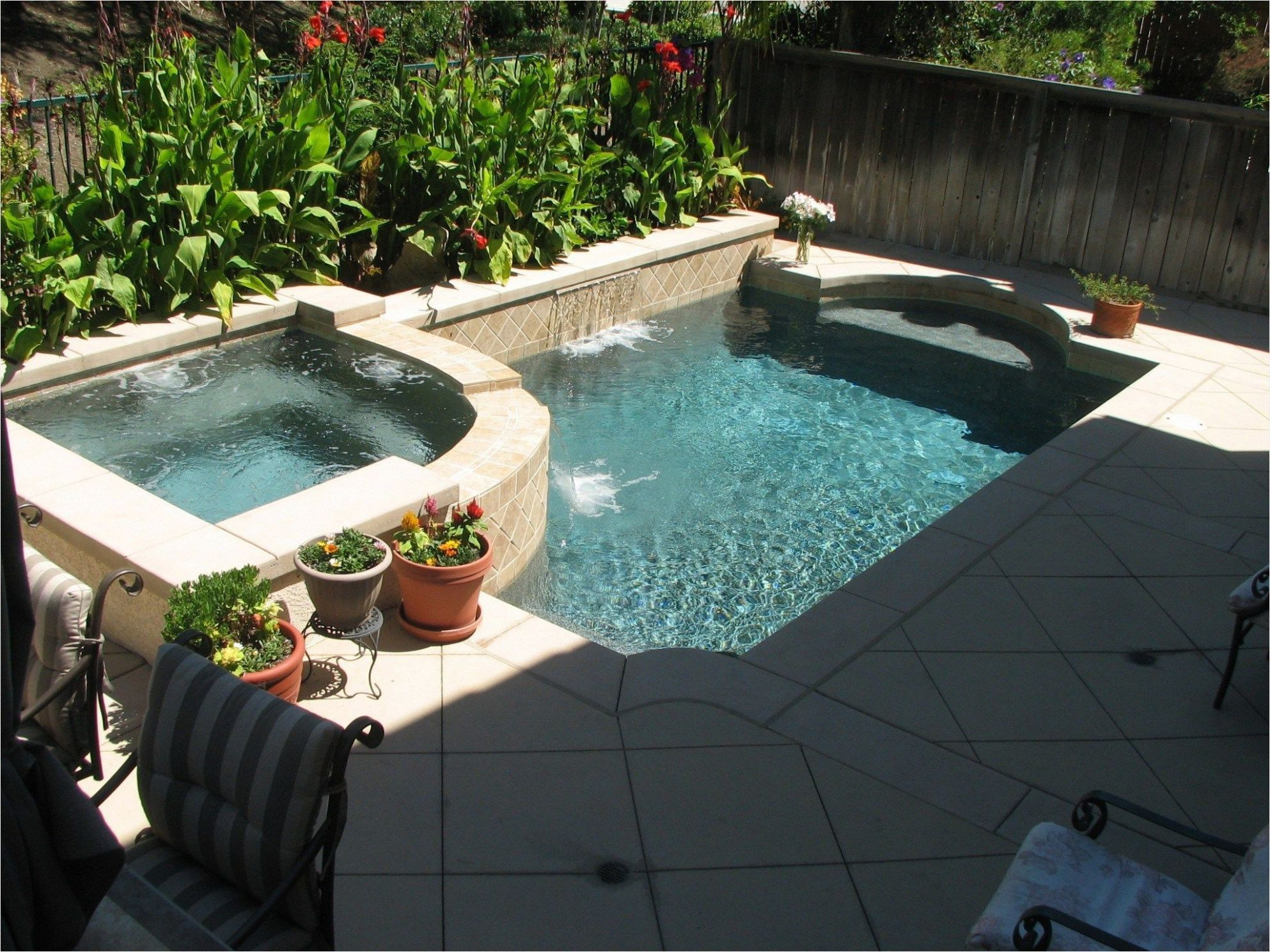 ideas for small yards pool 9 - Viral Decoration #pool ideas for ..
