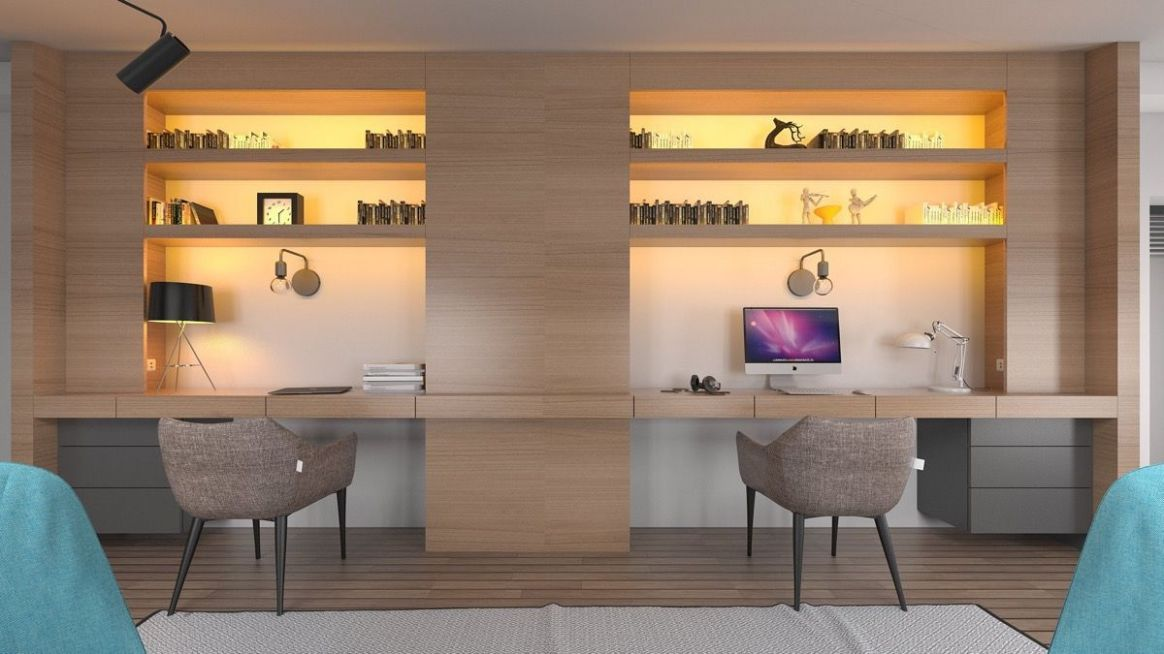 If you need any ideas and inspiration of home office ideas that ...