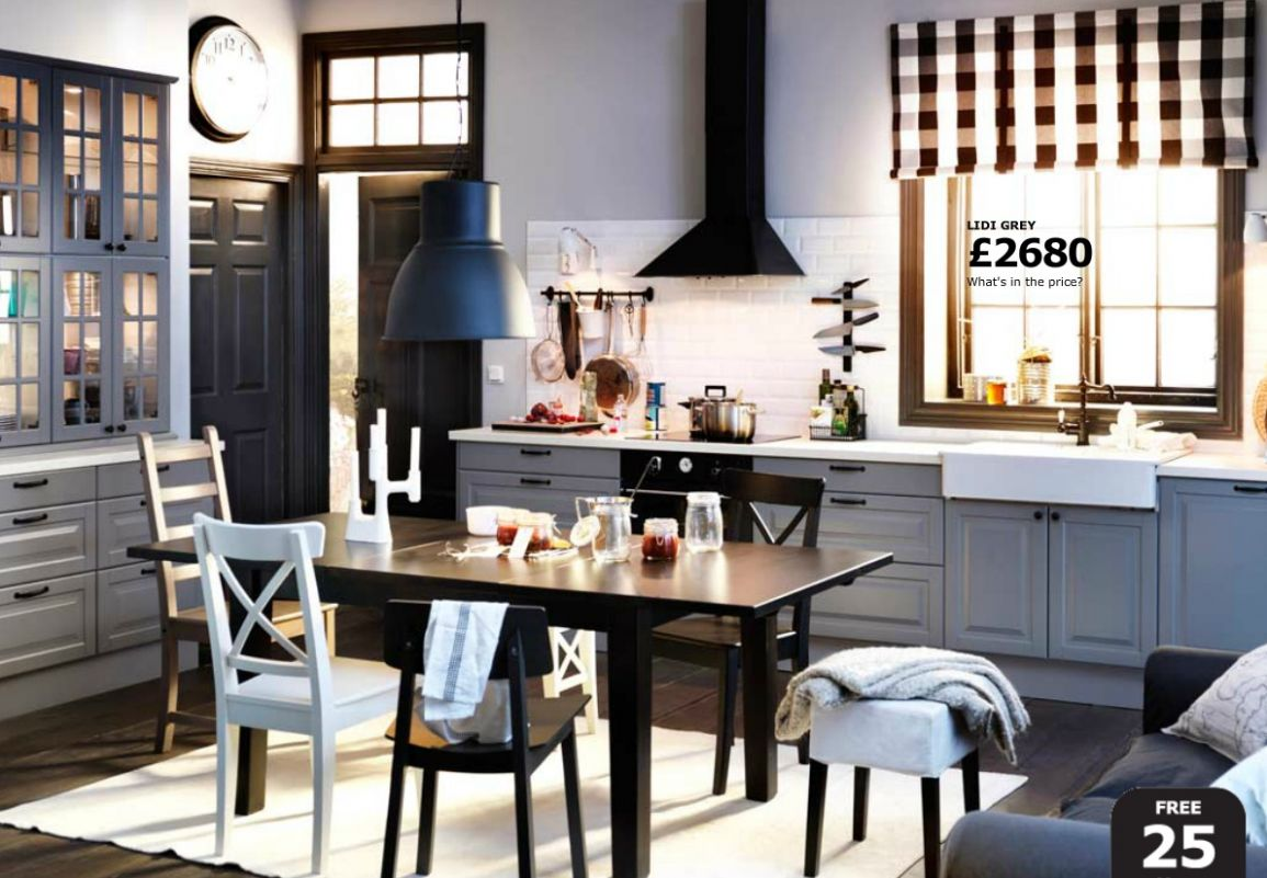 Ikea Dining Room Ideas Decorating Interior And Decoration Small ...