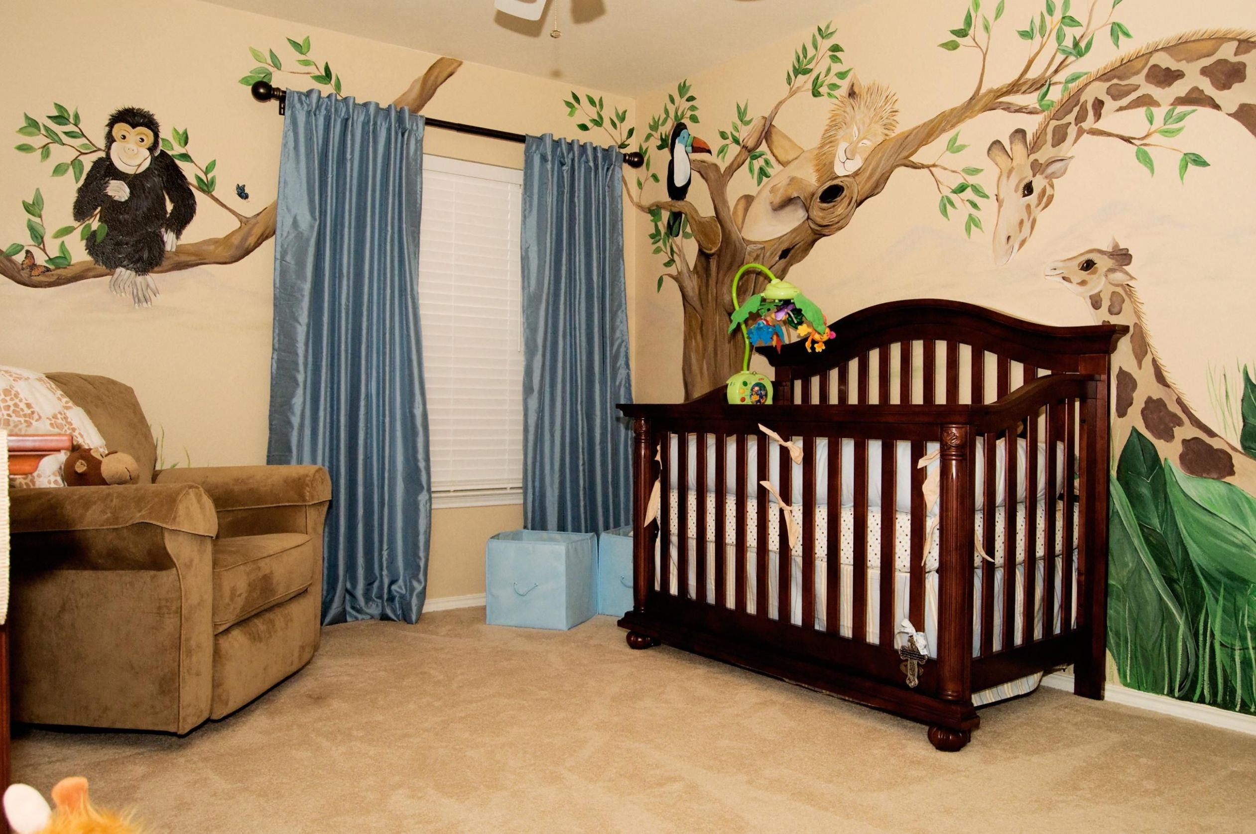 Image result for animal themed girl's bedroom | Boy room themes ...