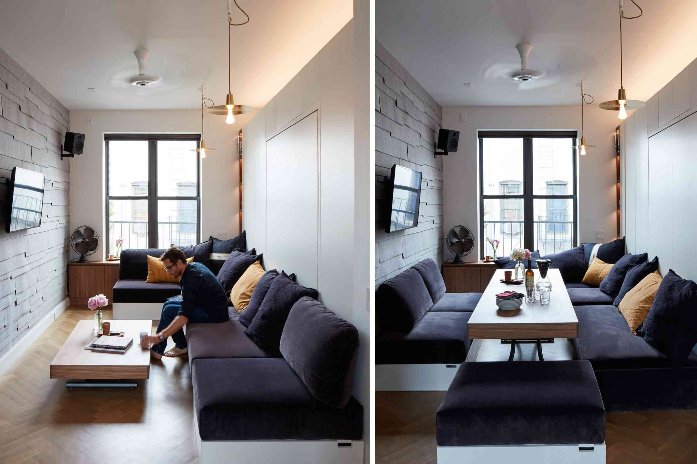 Image result for floor plan for 11x11 house | Studio apartment ..