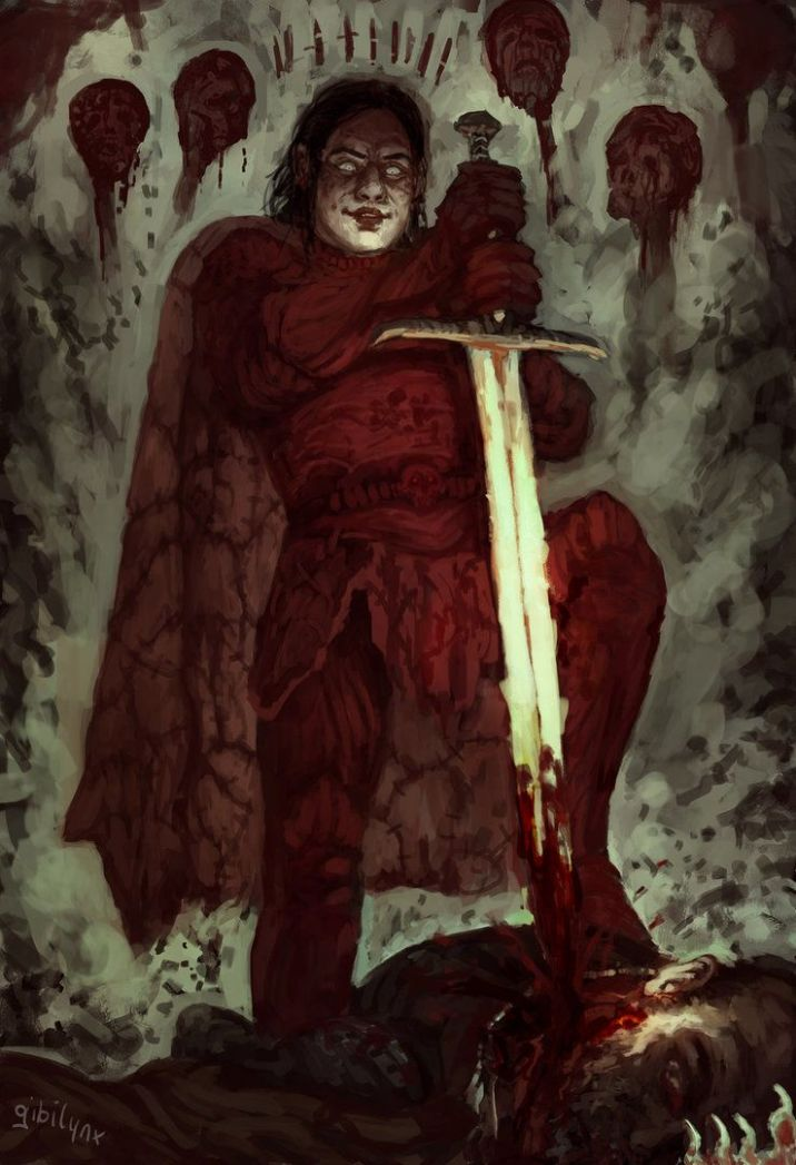 Image result for roose bolton fan art (With images) | Ramsay ..