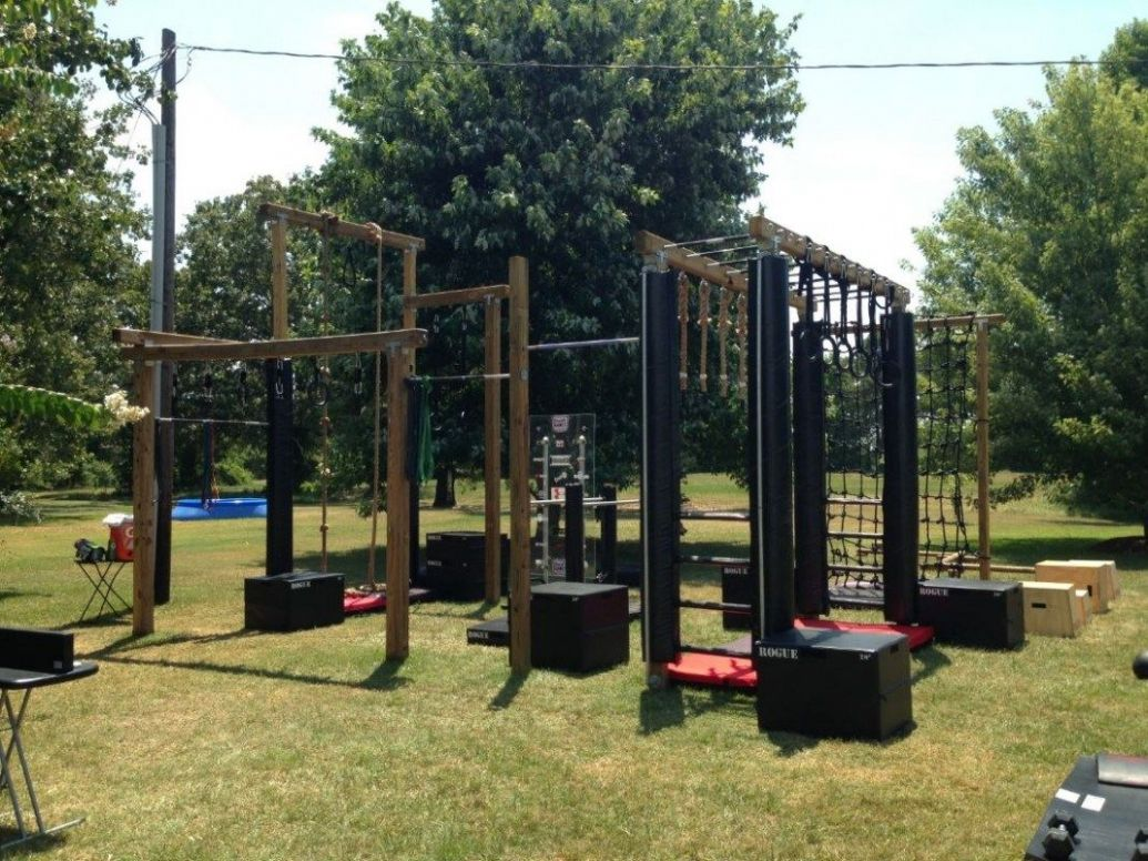 Impressive Backyard Jungle Gym Ideas | Backyard gym, Backyard ...