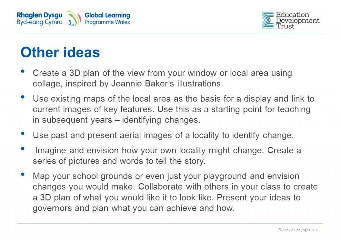 In partnership with Stories and Global Learning Focus on Jeannie ..