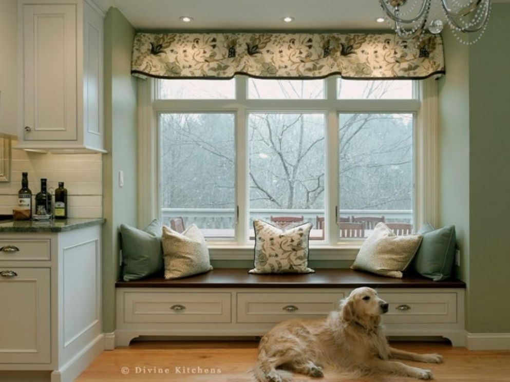 Incredible Kitchen Window Seat That You Can Do For Less Than Hour ..
