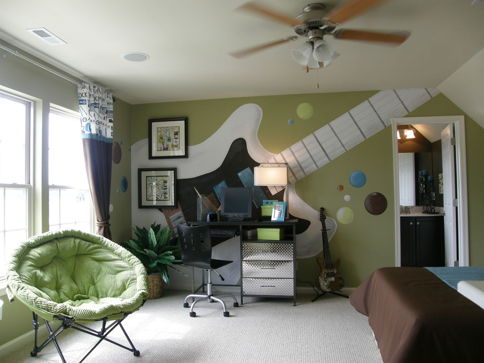innovative-music-room-decor-ideas-with-picture-music-room-colors ..