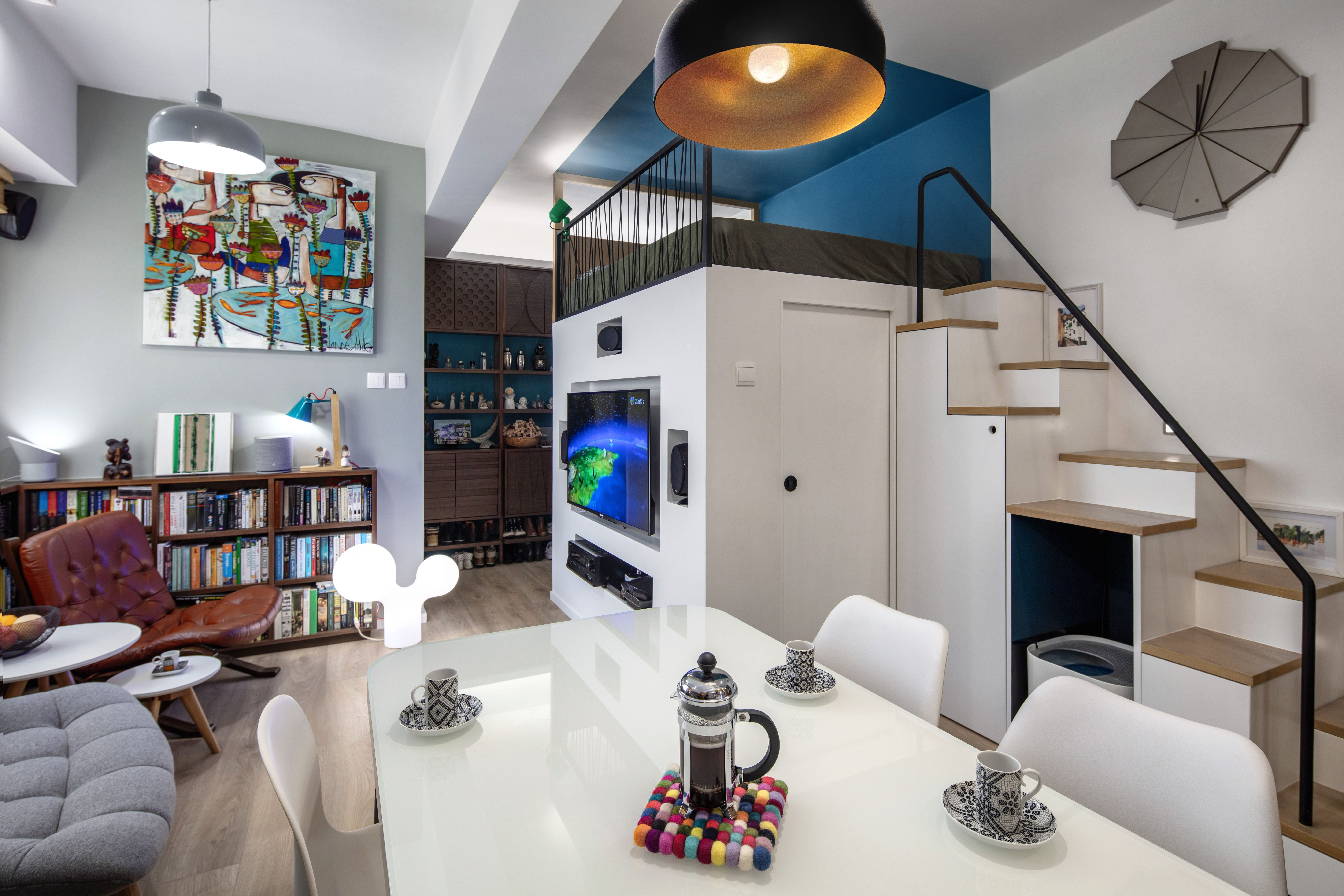 Inside a Hong Kong micro flat that shows how to make the most of a ...