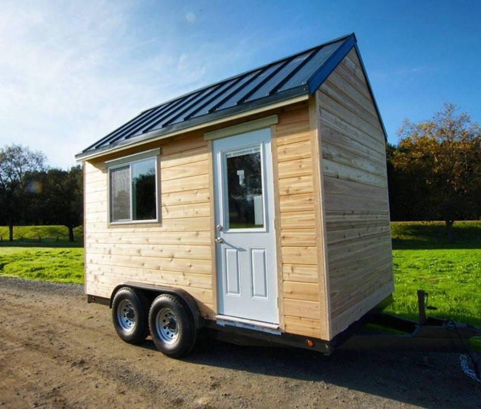 Intimidated by building? Try a Tiny House Shell from Tiny House ..