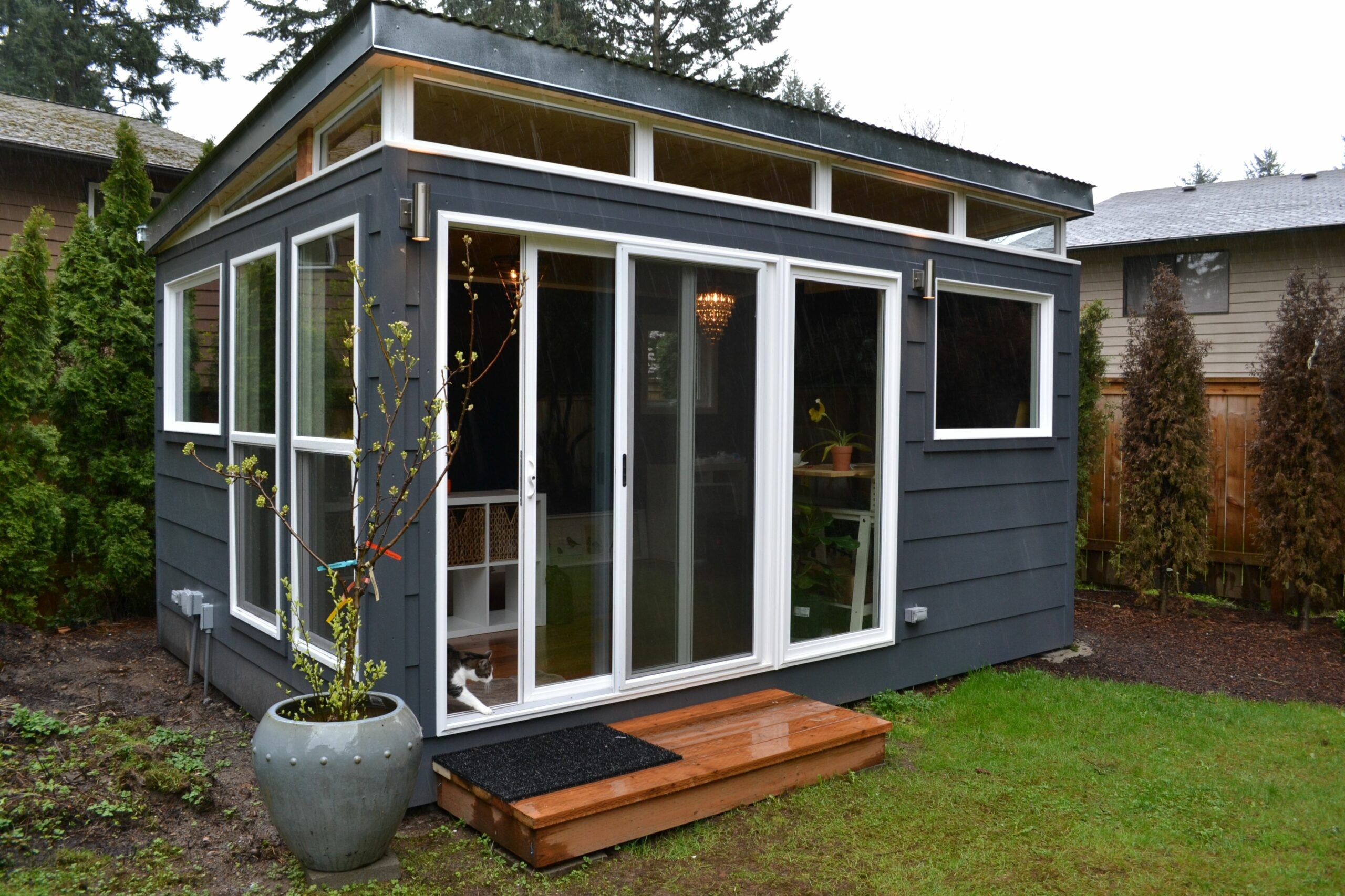 Introducing The Coolest New Way To Work At Home: Shedquarters ...