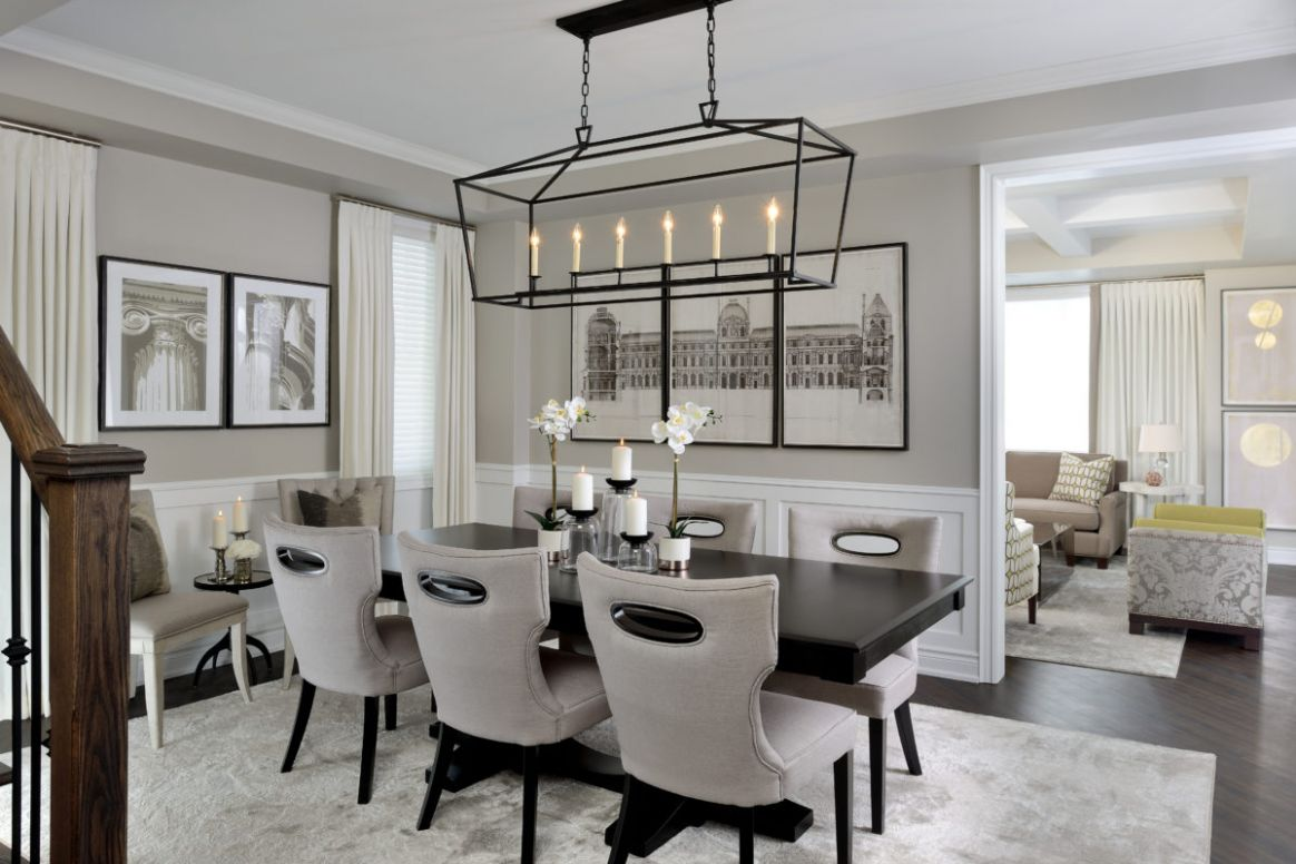 Is the Formal Dining Room Dead? - dining room ideas pictures