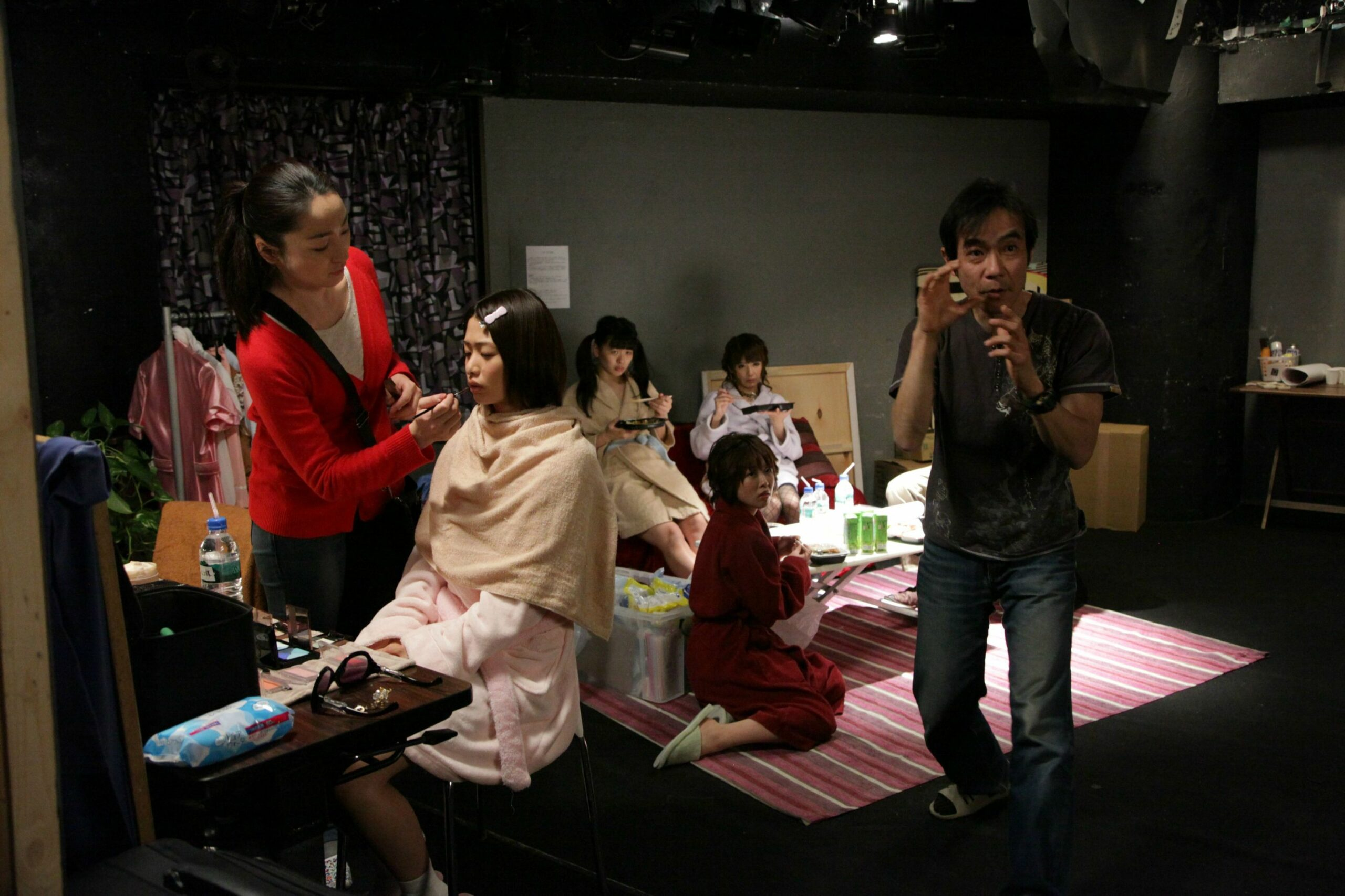 Japanese AV Comedy Makeup Room Release by Third Window Films Today ..
