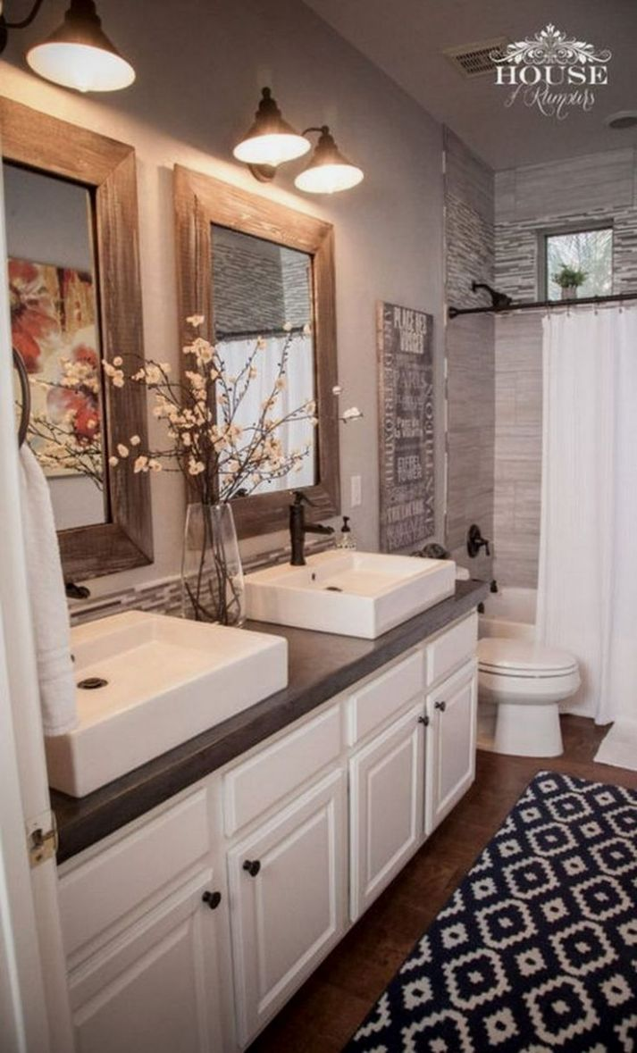 Japanese Garden Ideas and Tips | Modern farmhouse bathroom, Home ..
