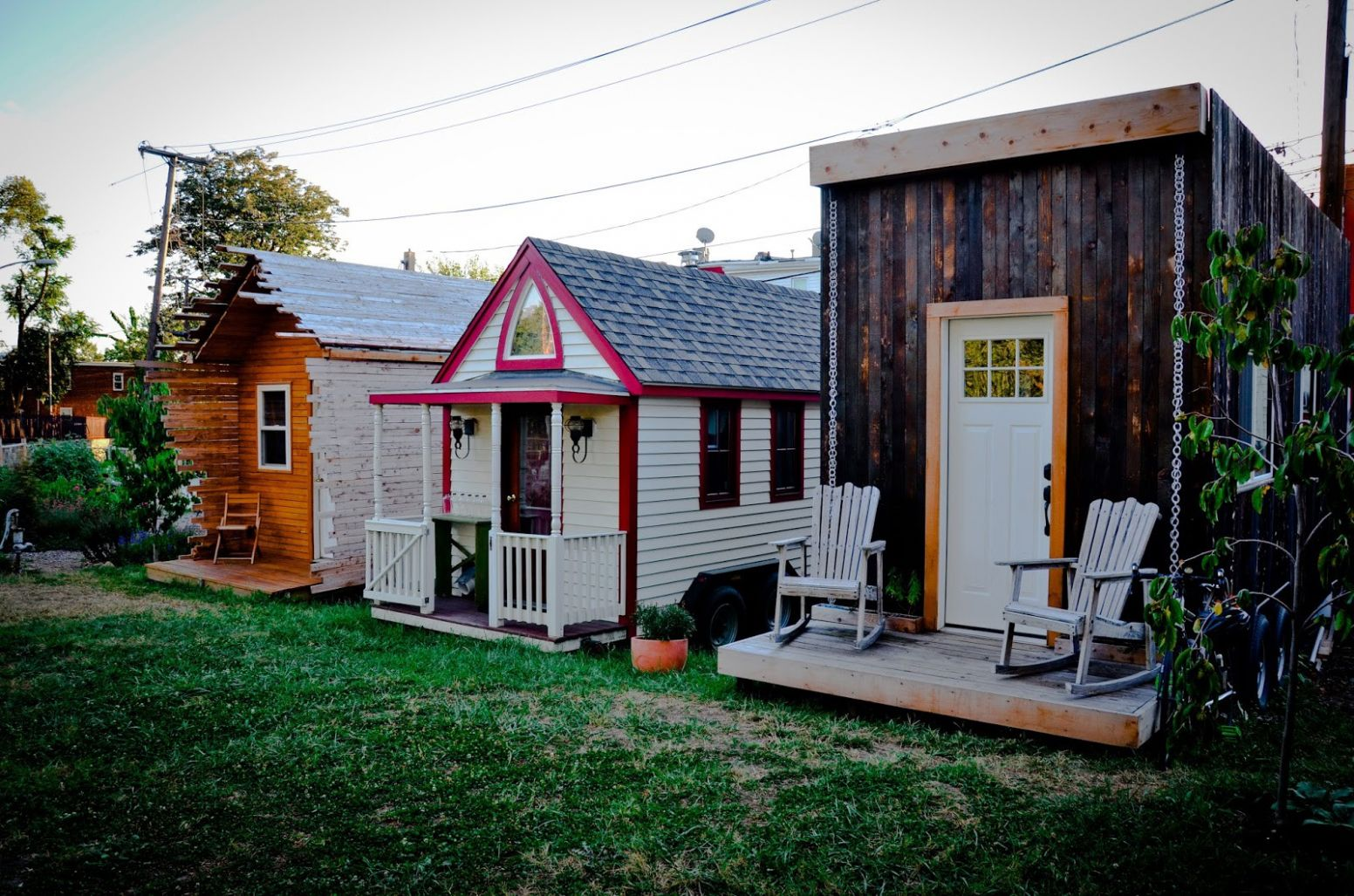 Jay Austin's Beautiful, Tiny House Also Illegal In Houston