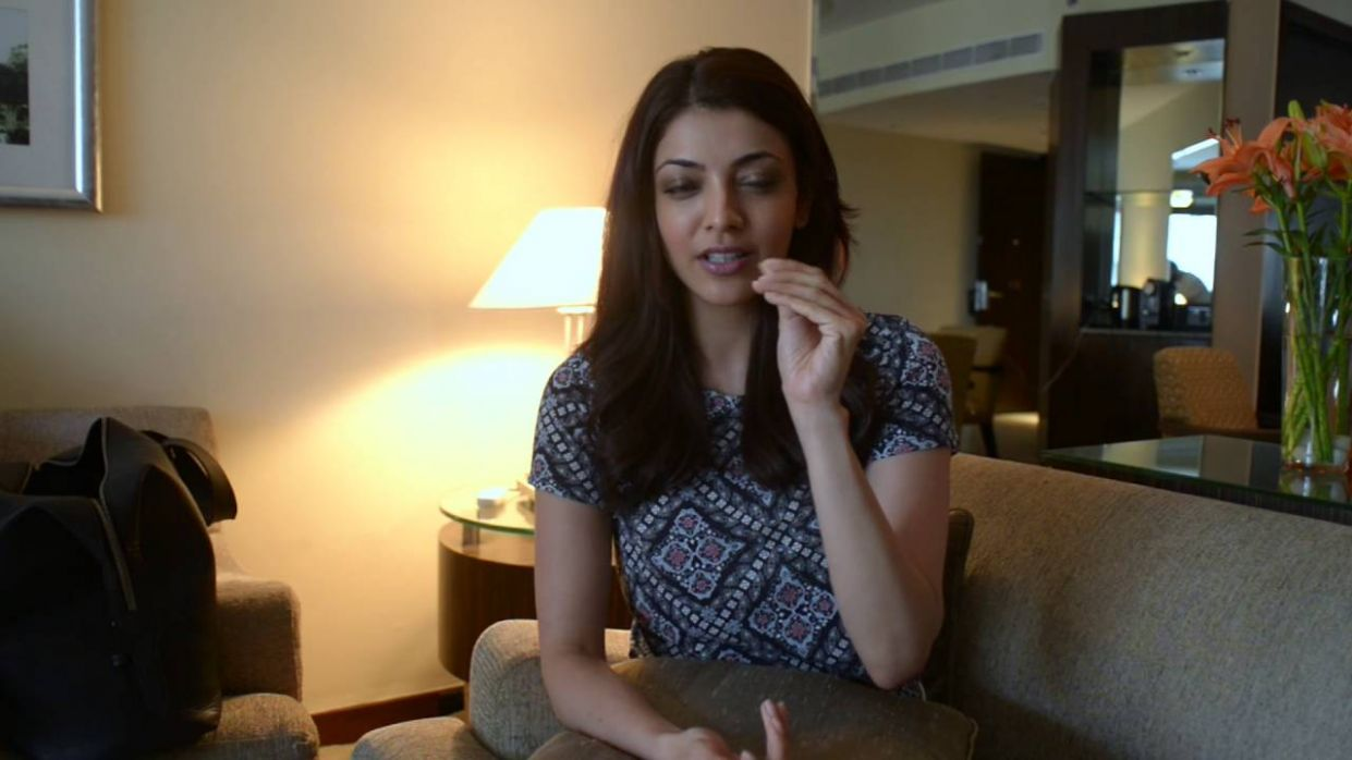 Kajal Aggarwal's Makeup Essentials - YouTube