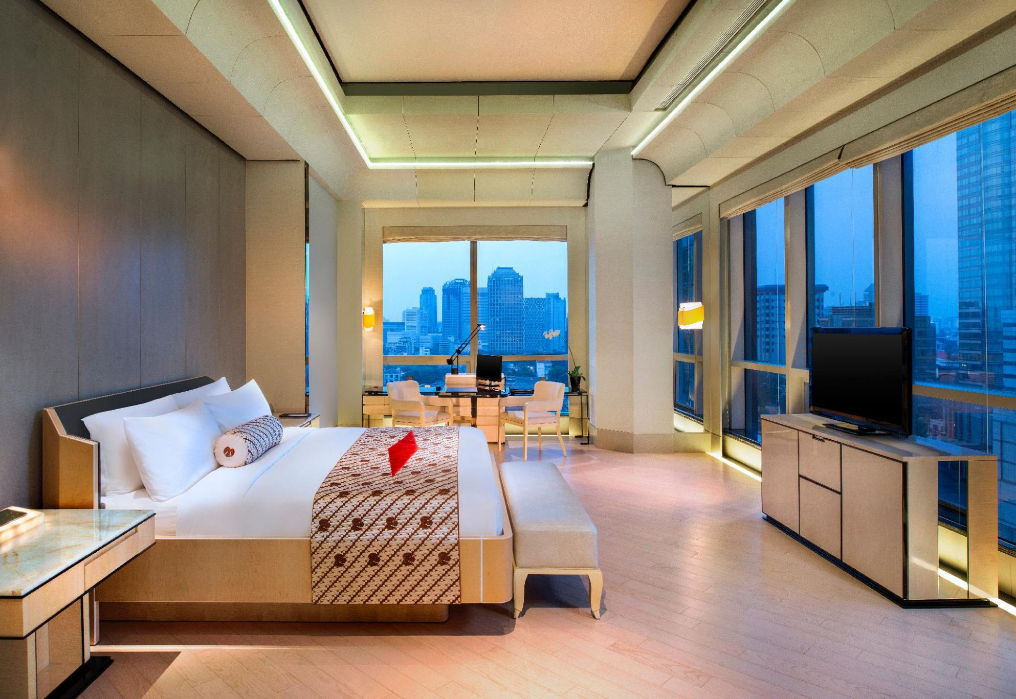 Keraton at The Plaza, a Luxury Collection Hotel, Jakarta in ..