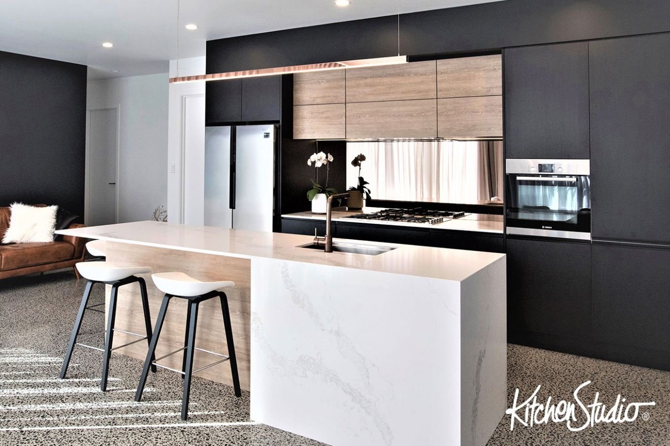 Kitchen Design Gallery • Be Inspired by Kitchen Studio - kitchen ideas nz