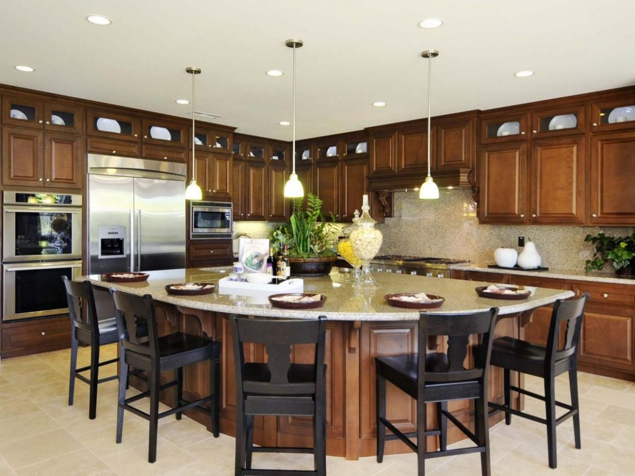 Kitchen Island Design Ideas: Pictures, Options & Tips | Home ..