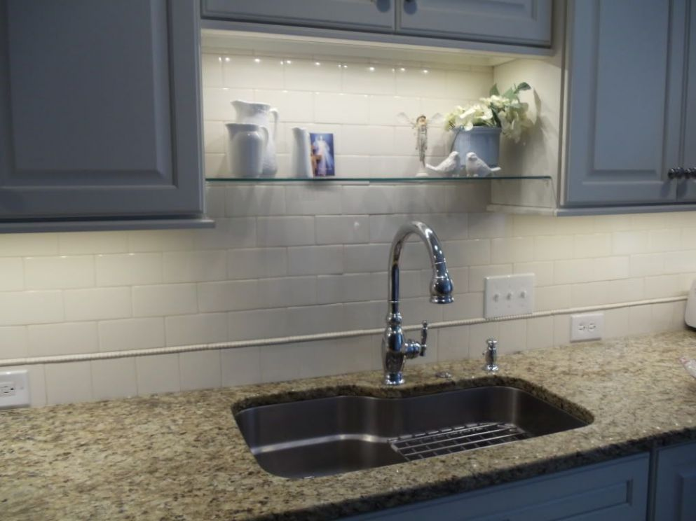 kitchen layouts with no windows over the sink | Please post ...