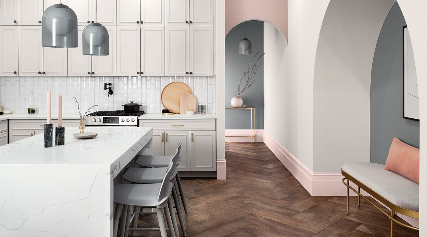 Kitchen Paint Color Ideas | Inspiration Gallery | Sherwin-Williams - kitchen ideas paint