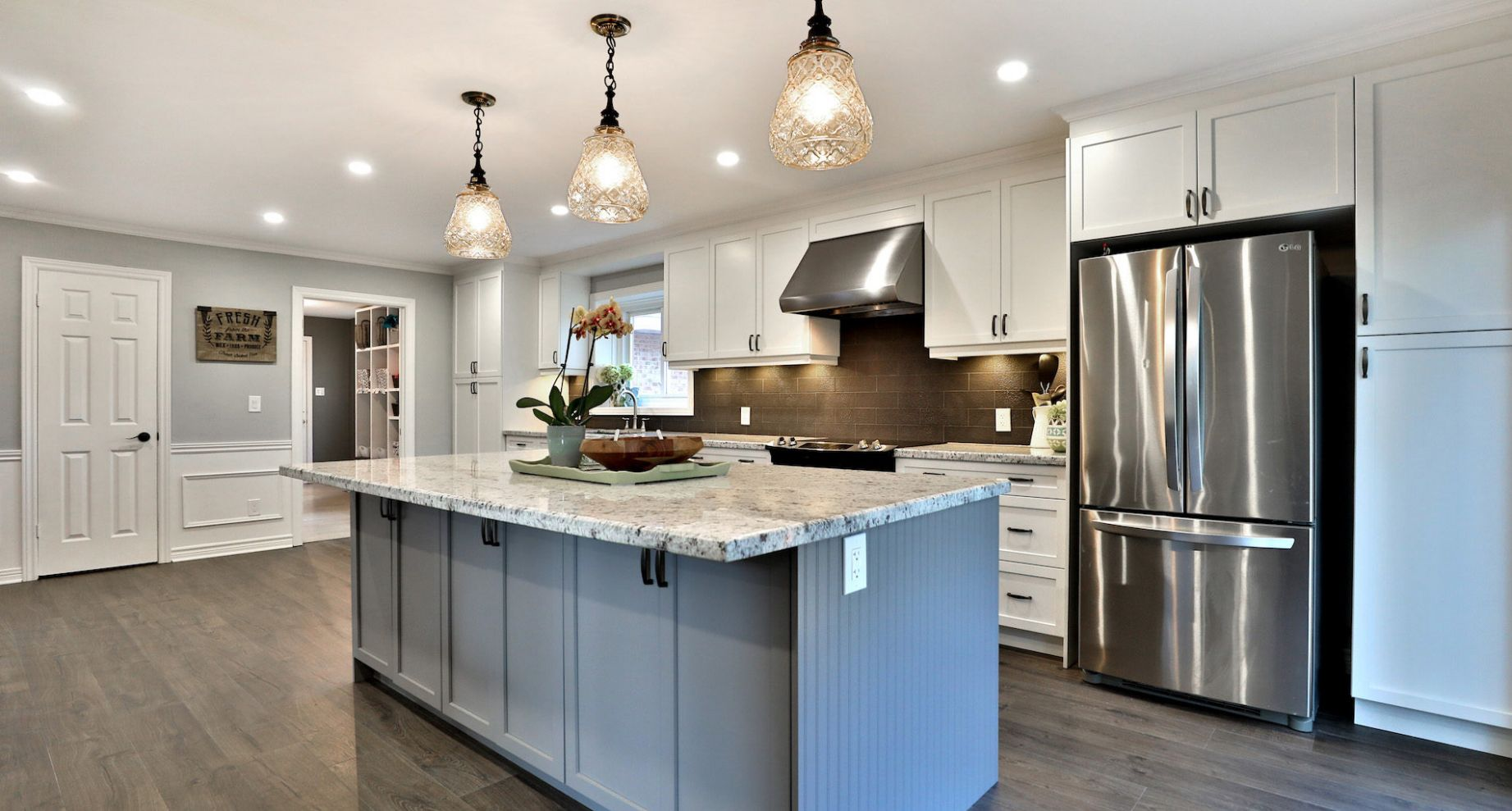 Kitchen Renovations & Design in South Etobicoke | Alair Homes ..