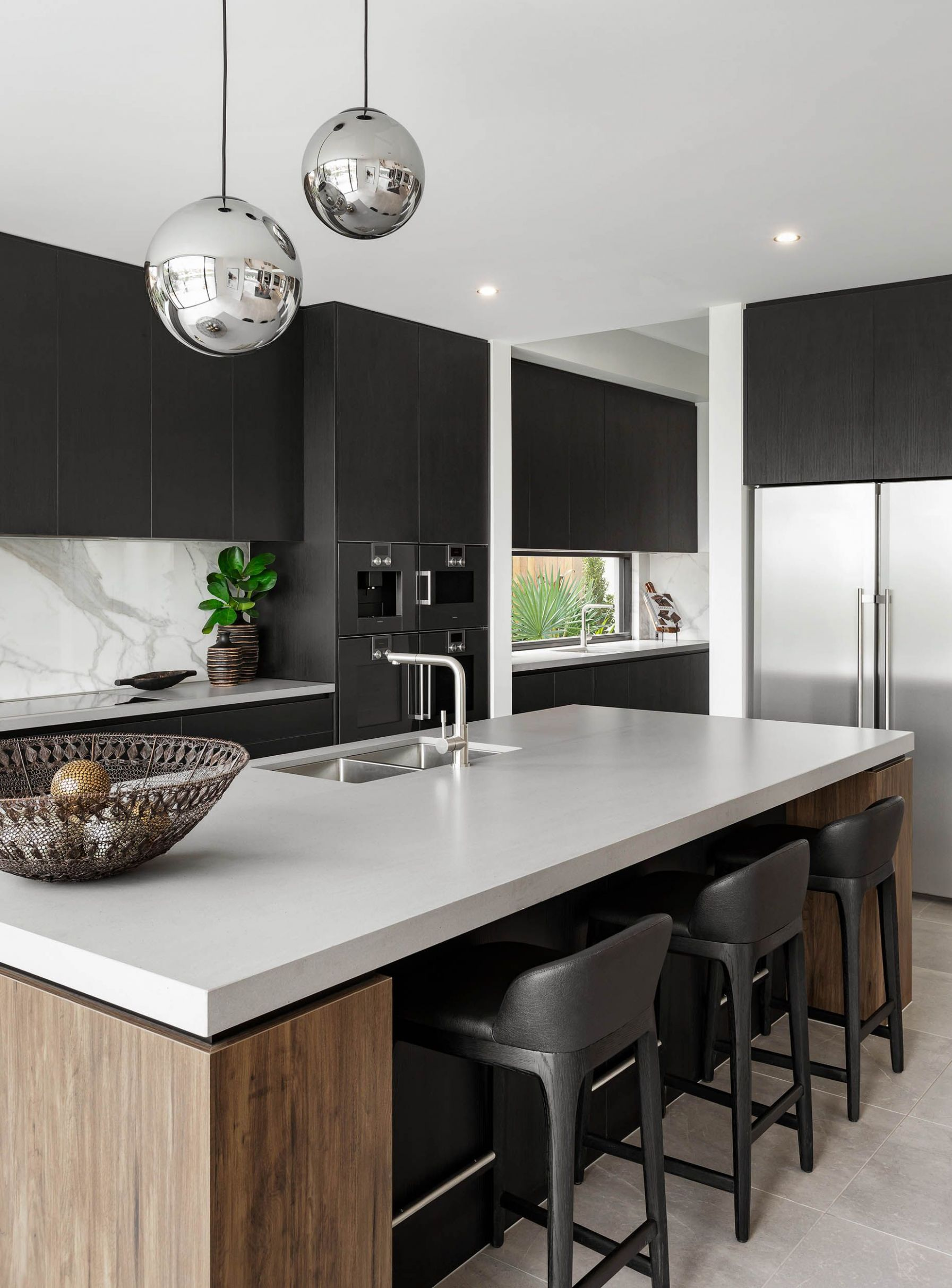 Kitchen // The Signature by Metricon Riviera, on display in ..