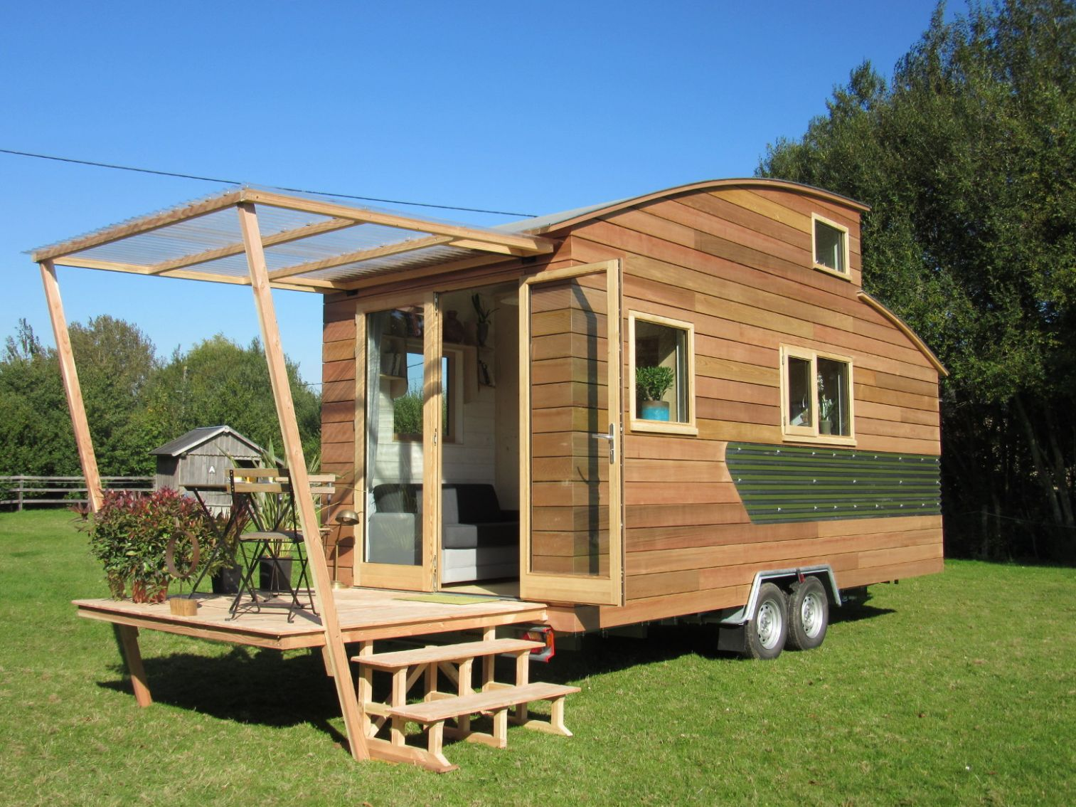 La Tiny House - Tiny House Builder in France – TinyHouseDesign