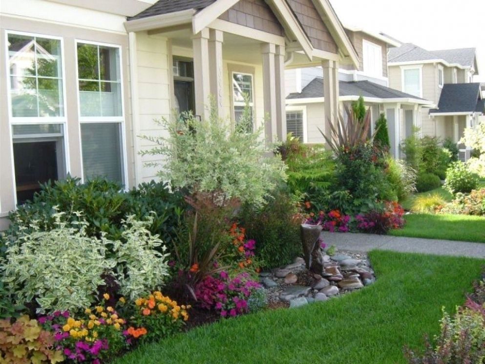 Landscaping Ideas For Front Yard Zone 9 (With images) | Garden ..