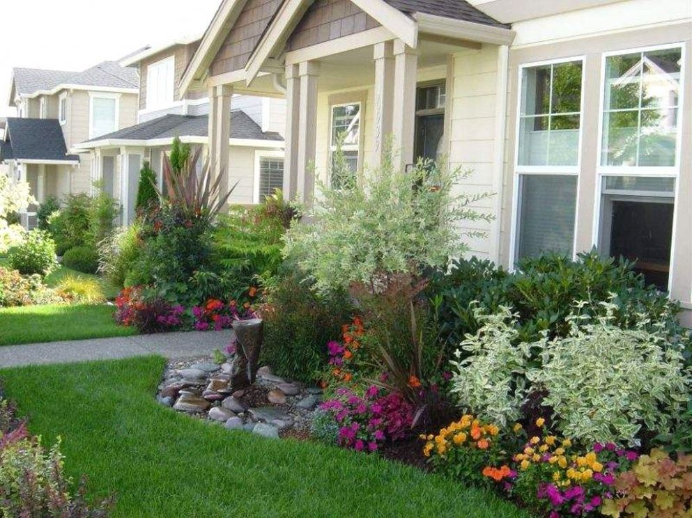 Landscaping Ideas Front Yard In The Northeast Front Yard ...