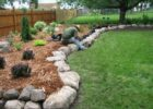 Landscaping Ideas With Mulch And Rocks 11 - DecoRelated ...