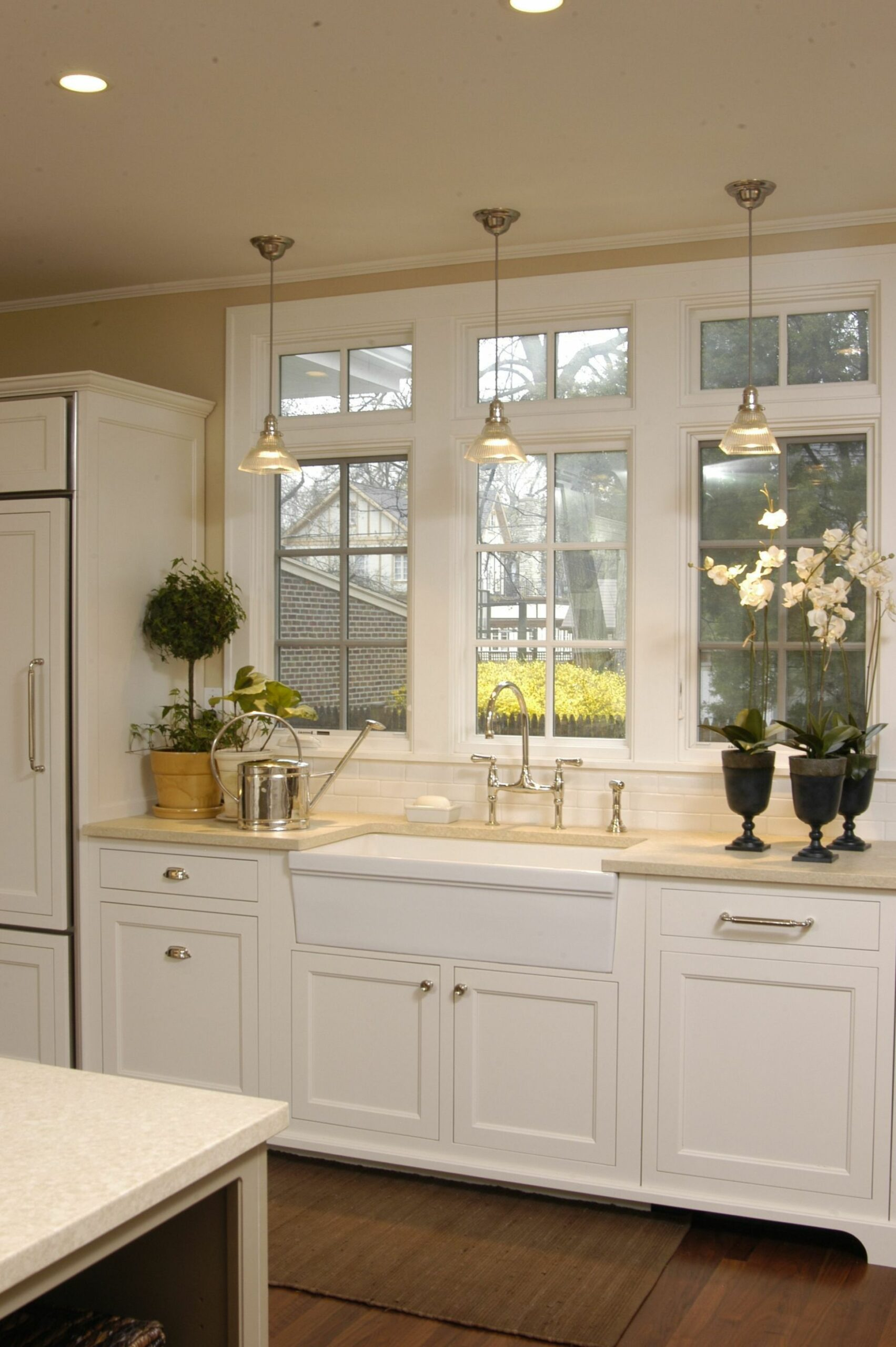Large Kitchen Window Over Sink 10   Kitchen remodel small, Tuscan ..