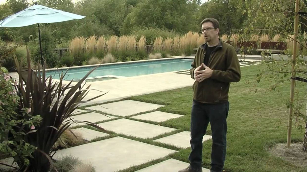 Large Yard Landscaping Ideas - backyard landscaping ideas youtube