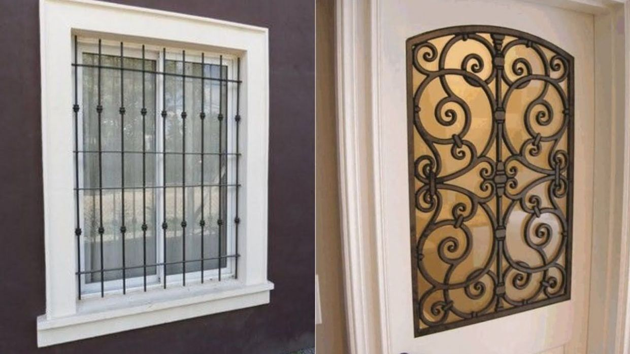Latest Modern Window Grill Ideas So Innovative // Fashion Media ..