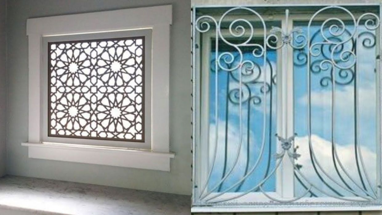 Latest Modern Window Grill Ideas So Innovative / Grill Designs ..