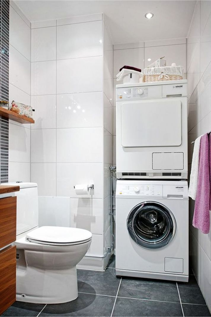 Laundry Nook Ideas We LOVE | Laundry room storage, Laundry nook ..