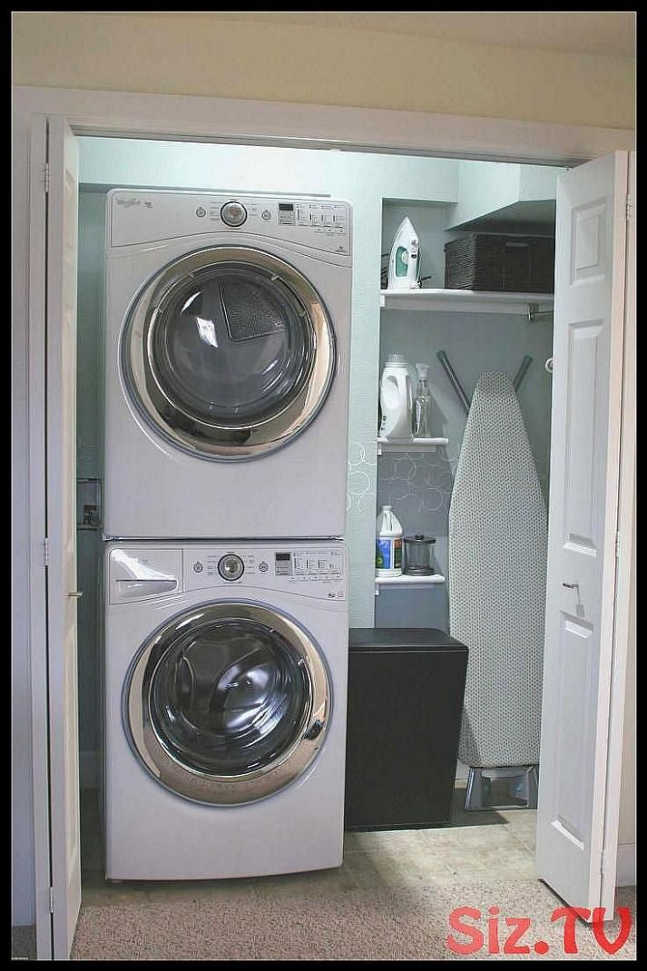 Laundry Room Ideas Small Stackable Closet Luxury Laundry Room ..