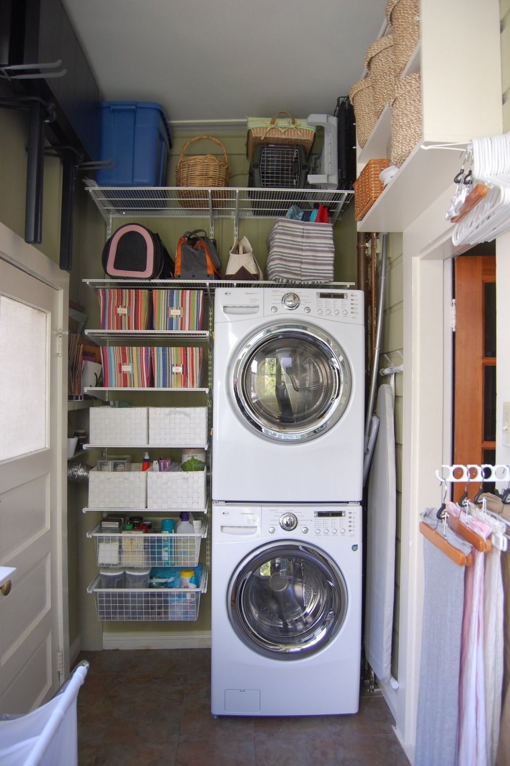Laundry Room Ideas Stacked Washer Dryer - twoj doktor - laundry room ideas stackable washer and dryer