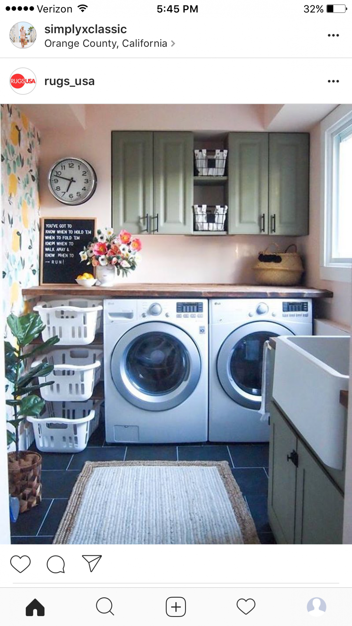 Learn very nearly the costs working in a laundry room upgrade and ..