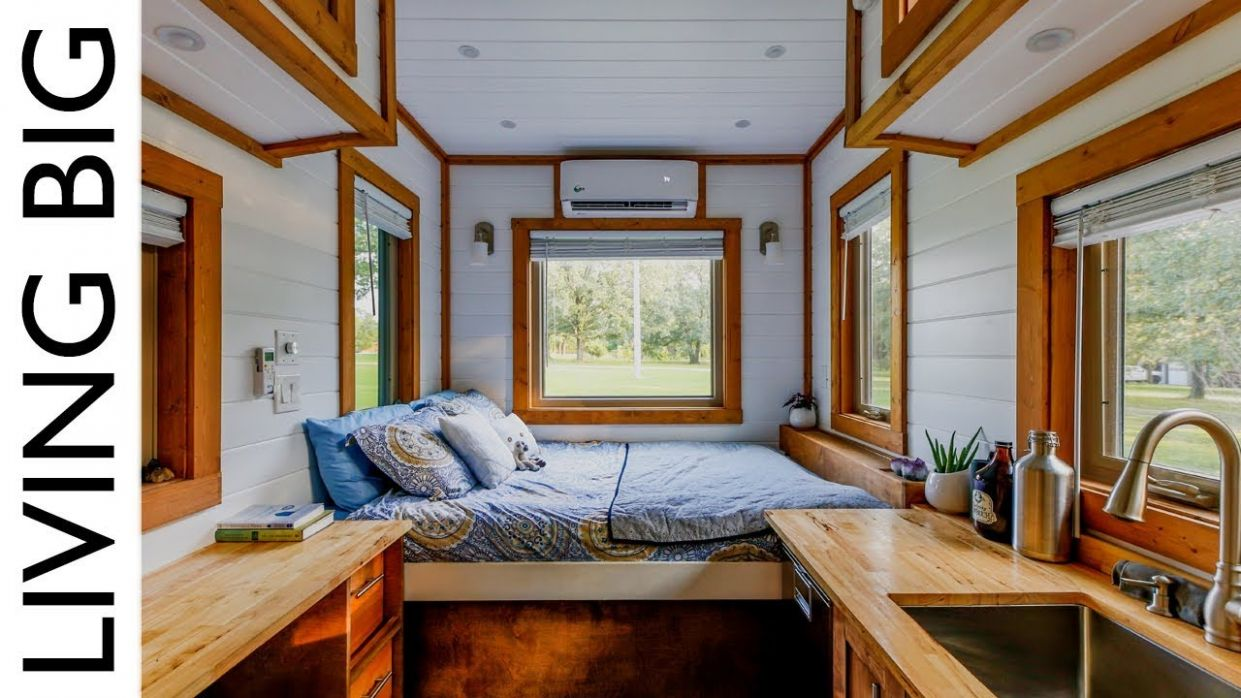 Life In Our Traveling Tiny House - tiny house living