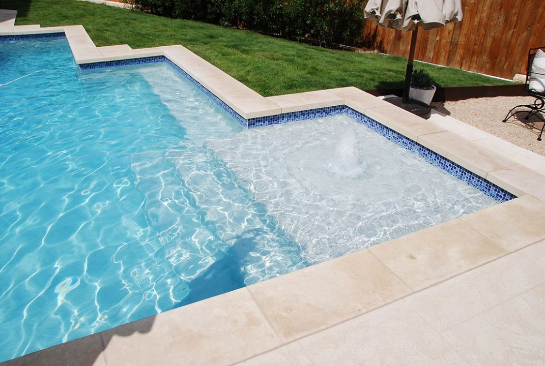 Linear shaped swimming pool designs | Swimming pool construction ..