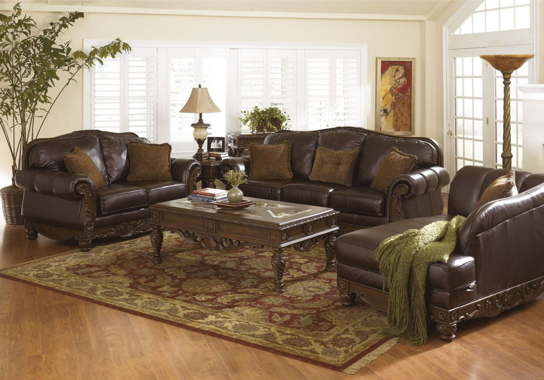 Living Room : Dark Brown Couch Living Room Dark Brown Couch Living ..
