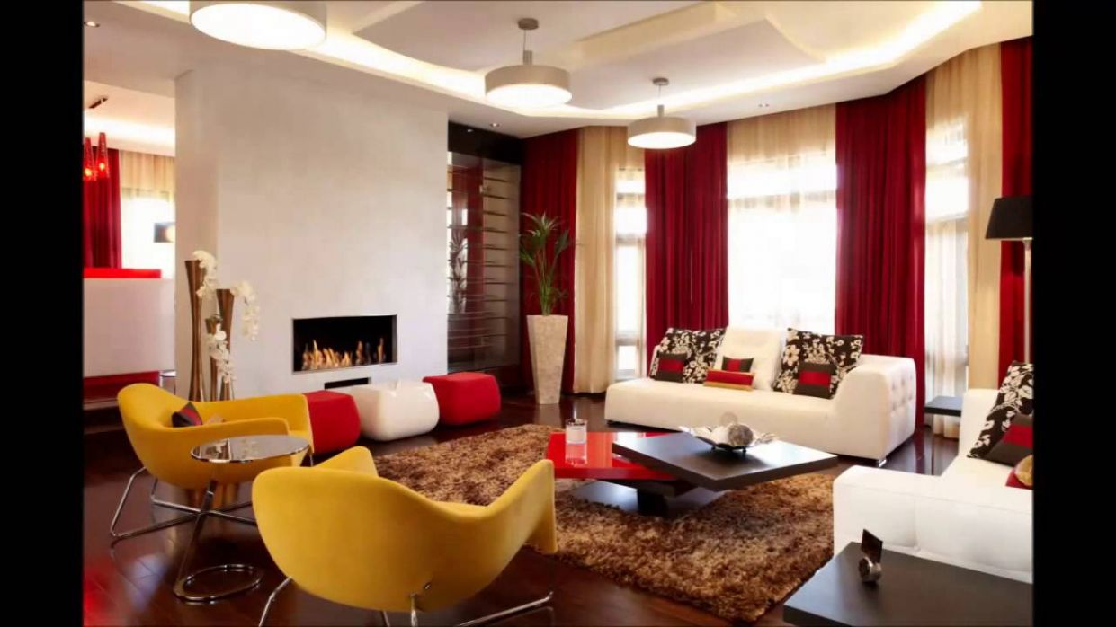 Living room designs in Kenya