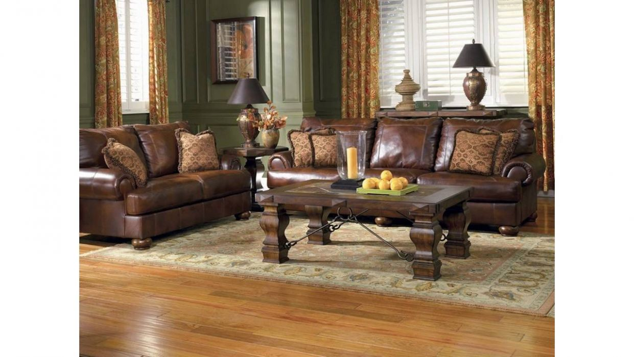 Living room ideas brown sofa - YouTube